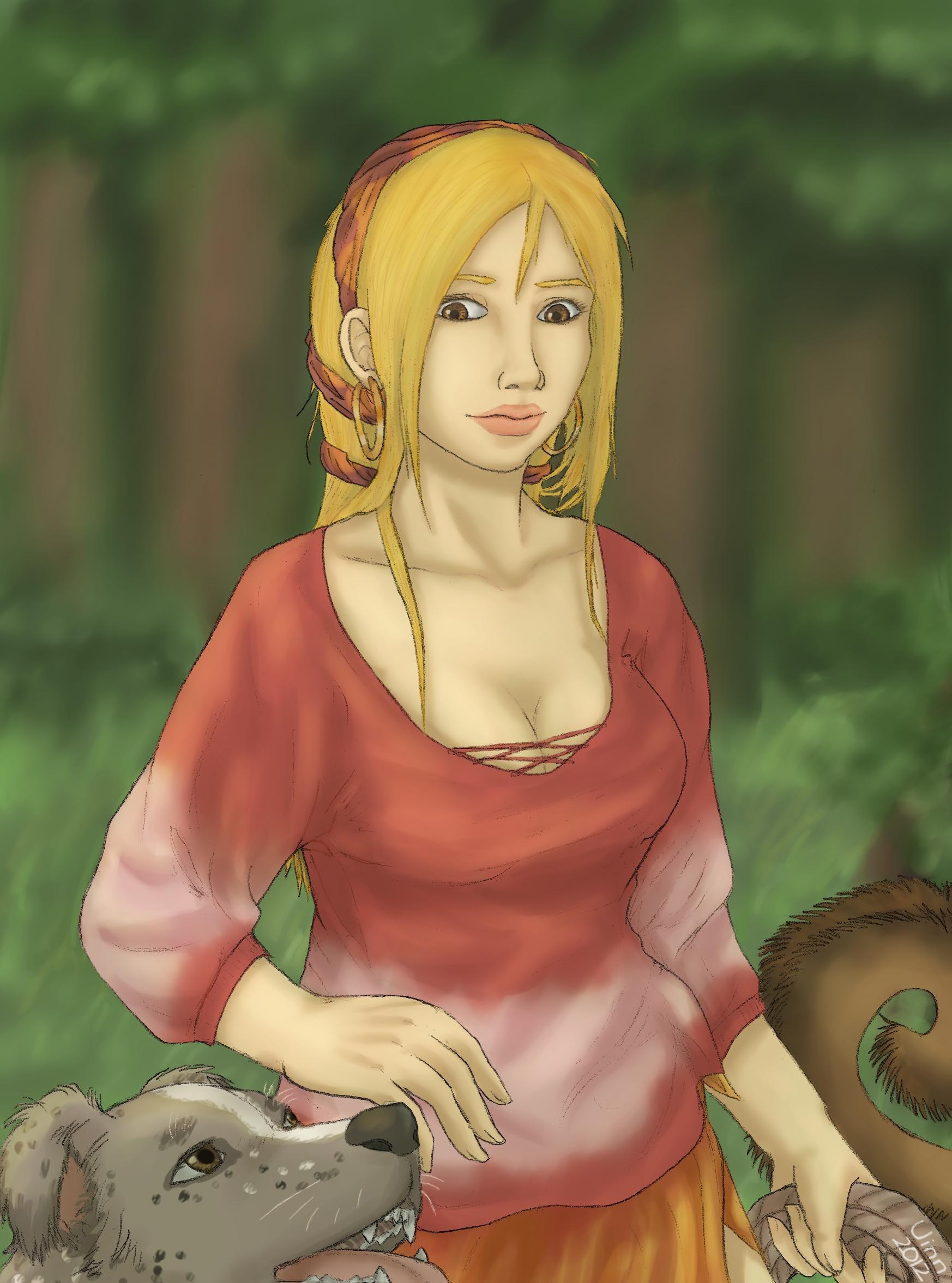 Eulalie par Uinn