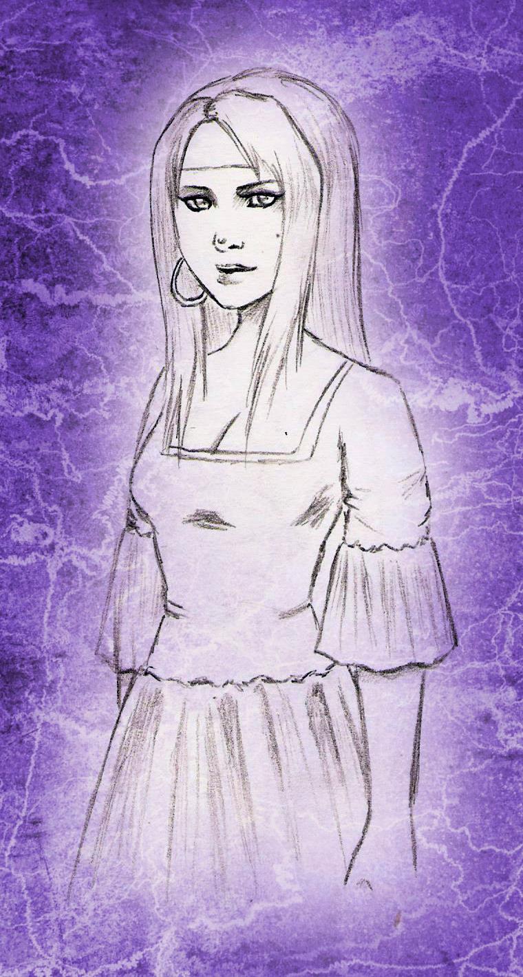 Eulalie par Katiana