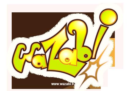 Logo de Wazabi