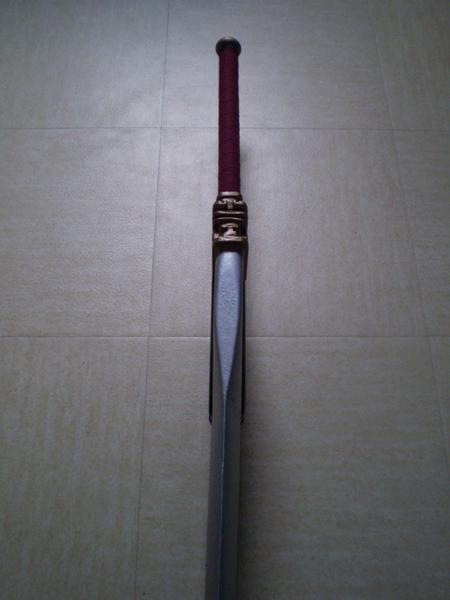 Filet de la lame de la Buster Sword