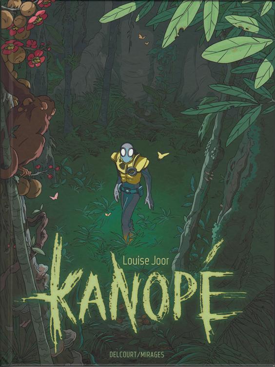 Couverture de la BD Kanopé