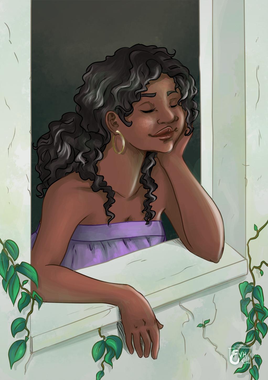 Nora plus tard, revasse à sa fenêtre