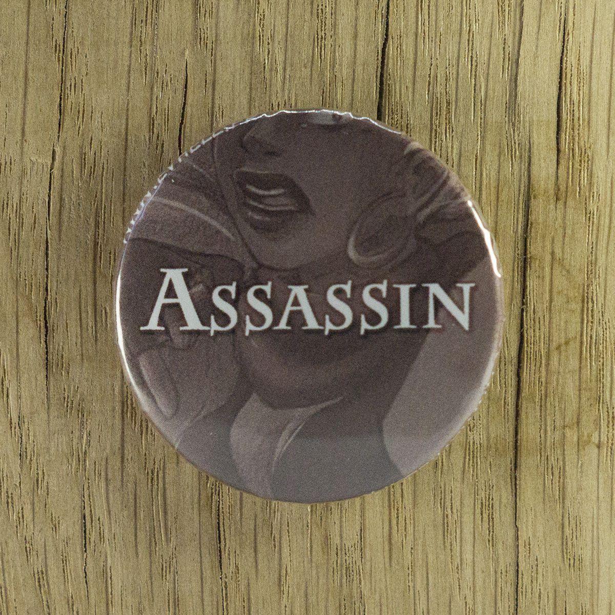 Badge Assassin – RPG