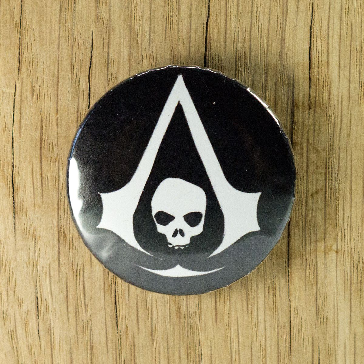 Badge Black Flag – Assassin Creed