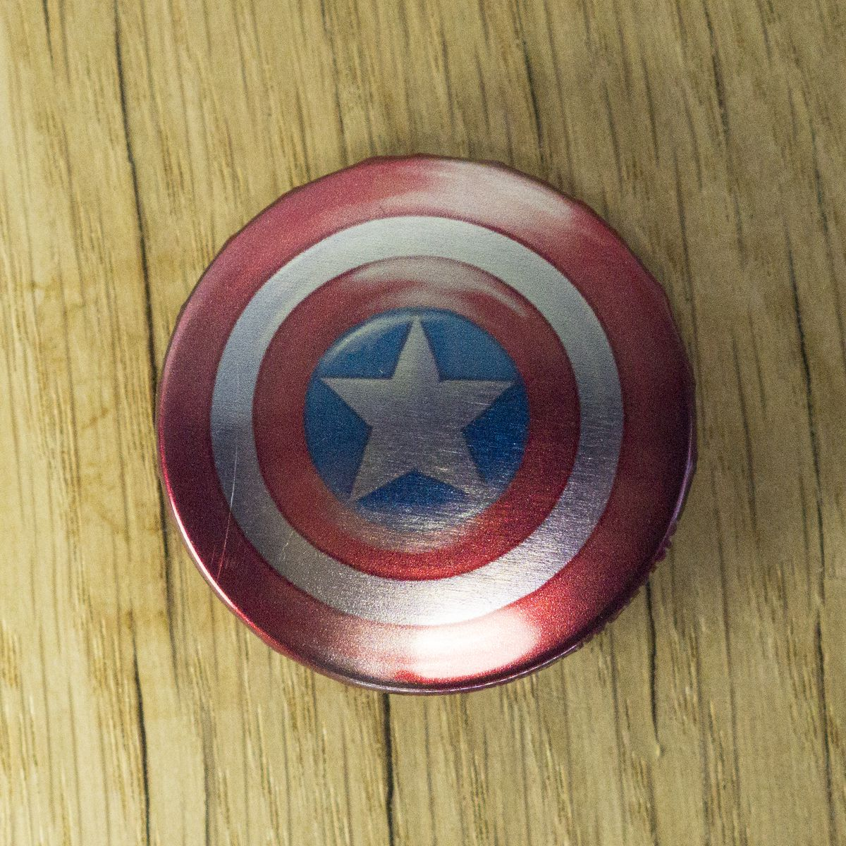 Badge Captain America – Marvel
