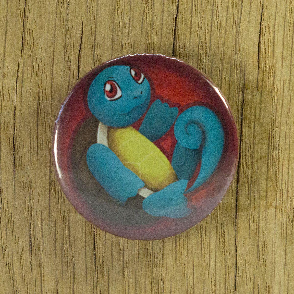 Badge Carapuce – Pokémon