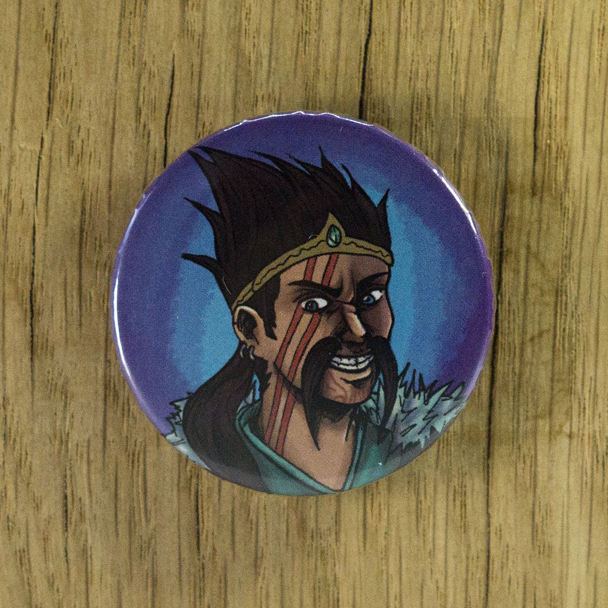 Badge Draven – League of Legends