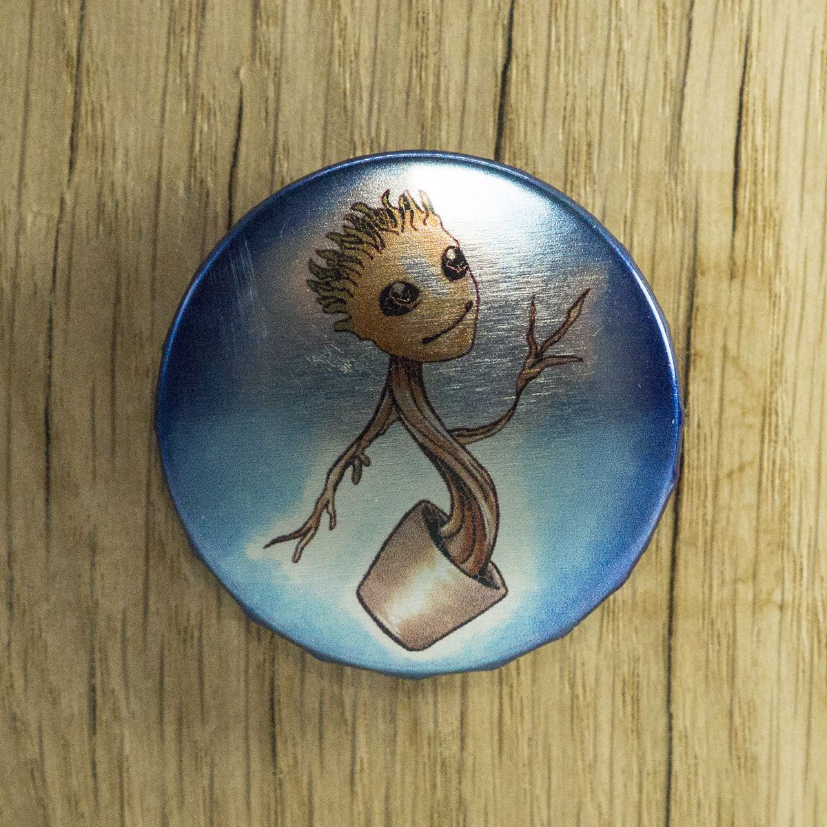 Badge Groot – Marvel