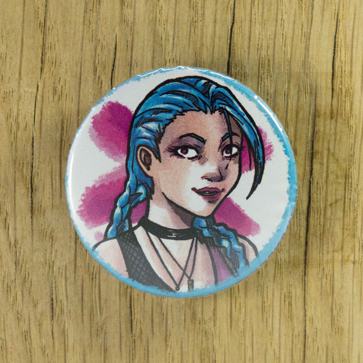 Badge Jinx – League of Legends