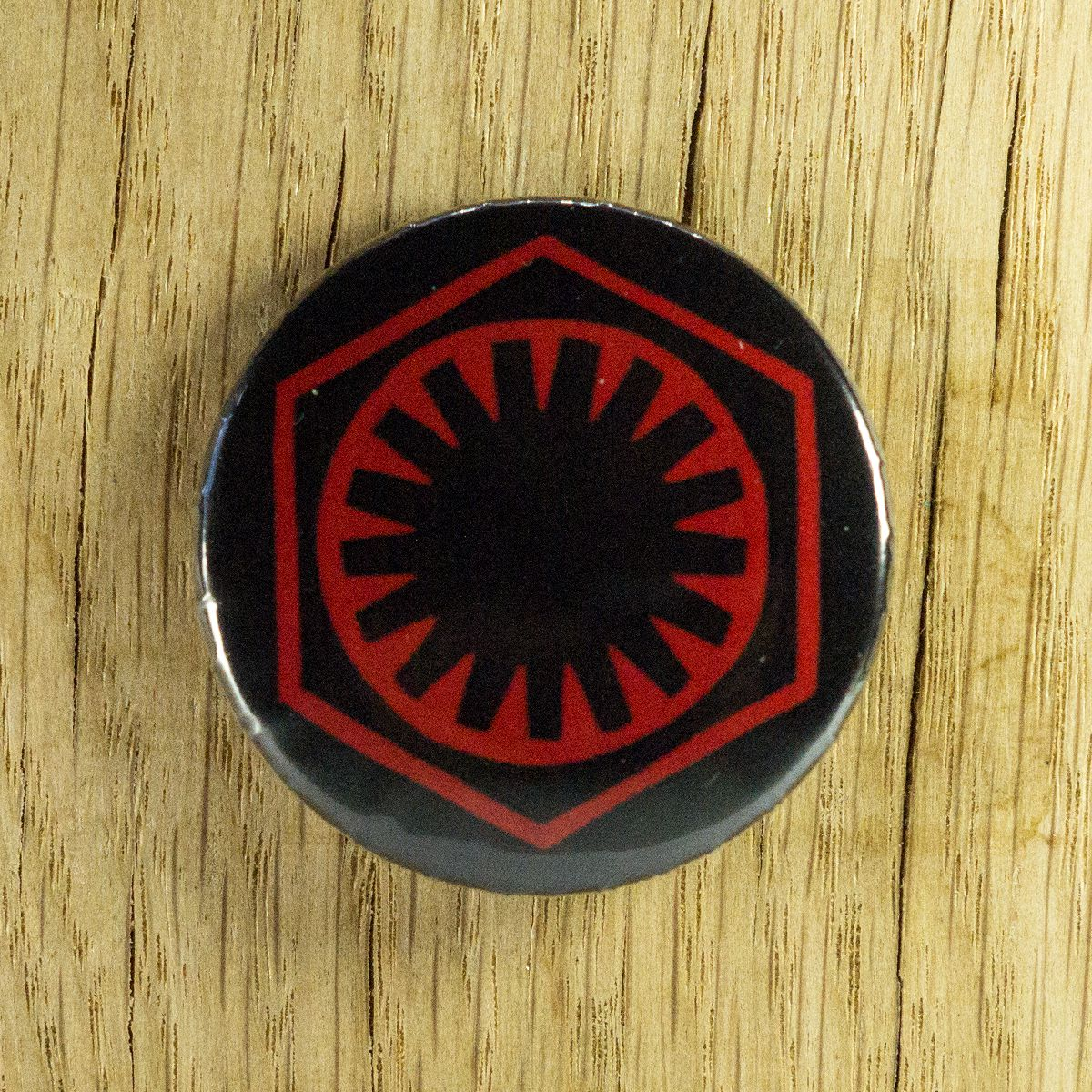 Badge Nouvel Ordre – Star Wars