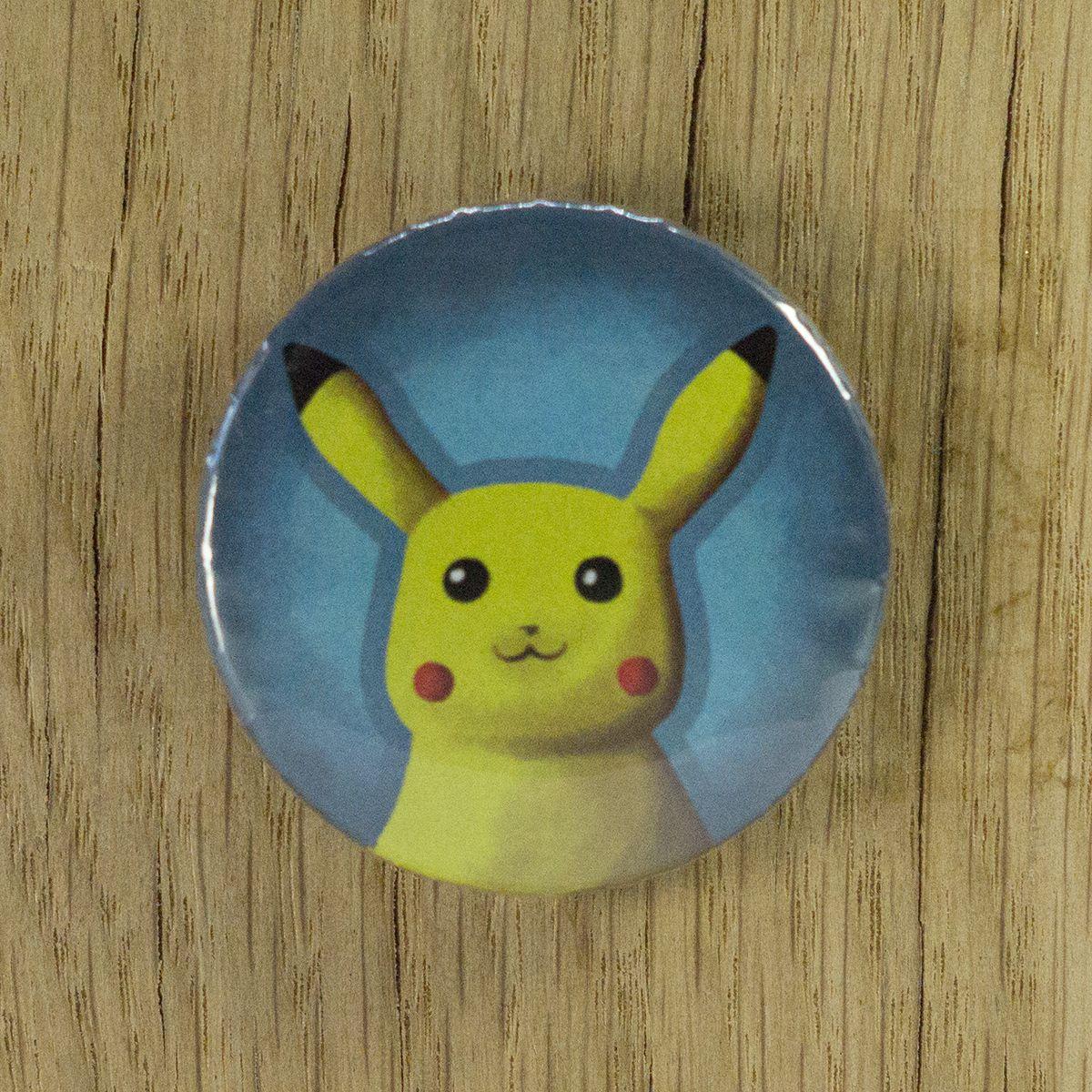 Badge Pikachu – Pokémon