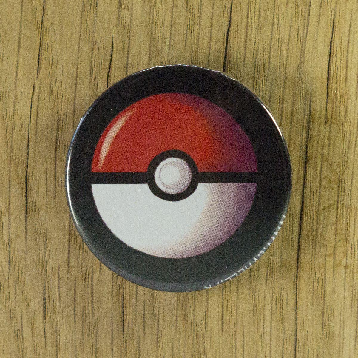Badge Pokéball – Pokémon