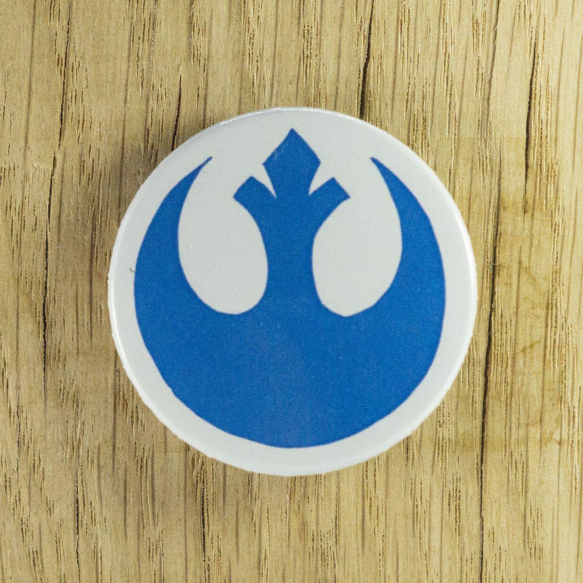 Badge Rebelle – Star Wars