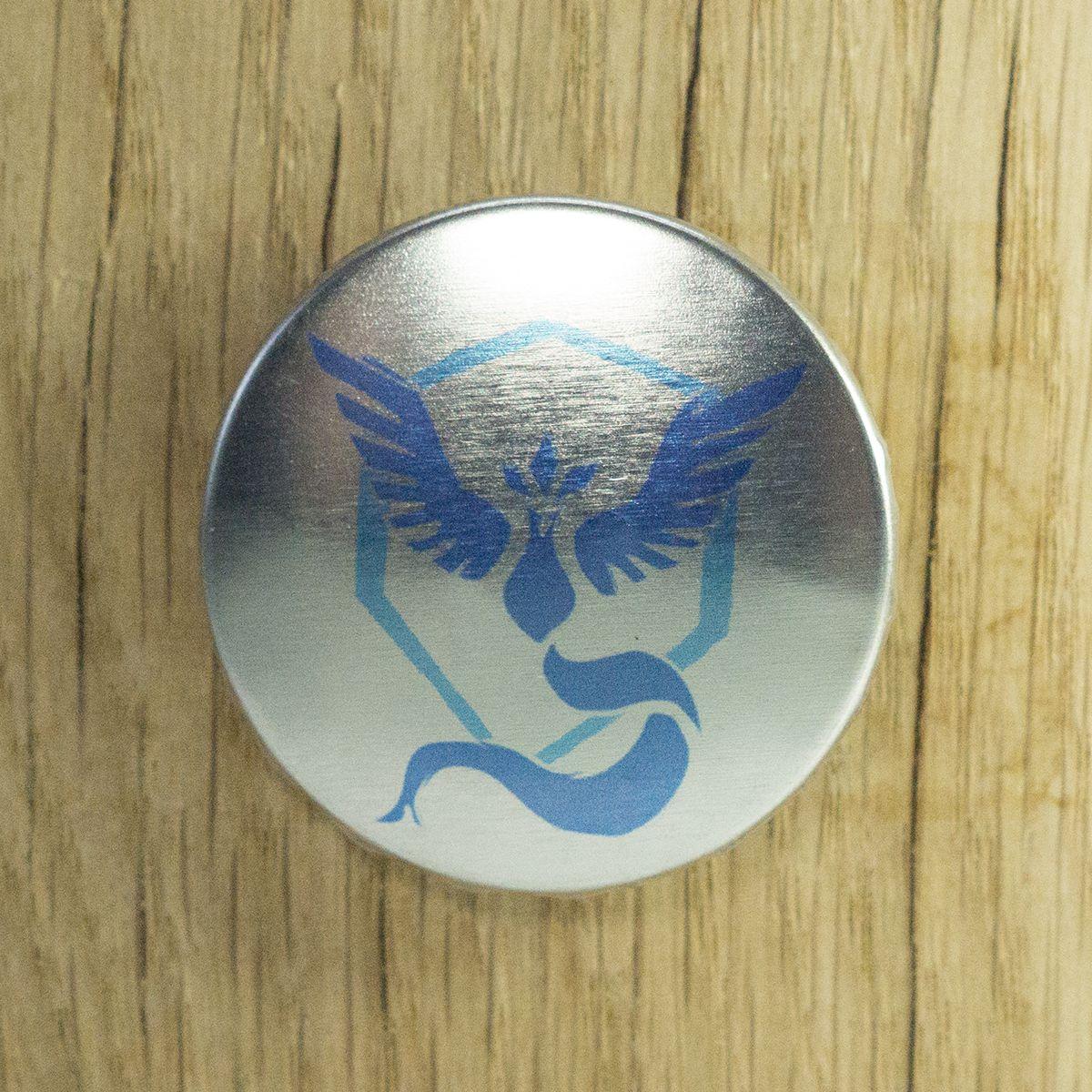 Badge Sagesse métallisé – Pokémon