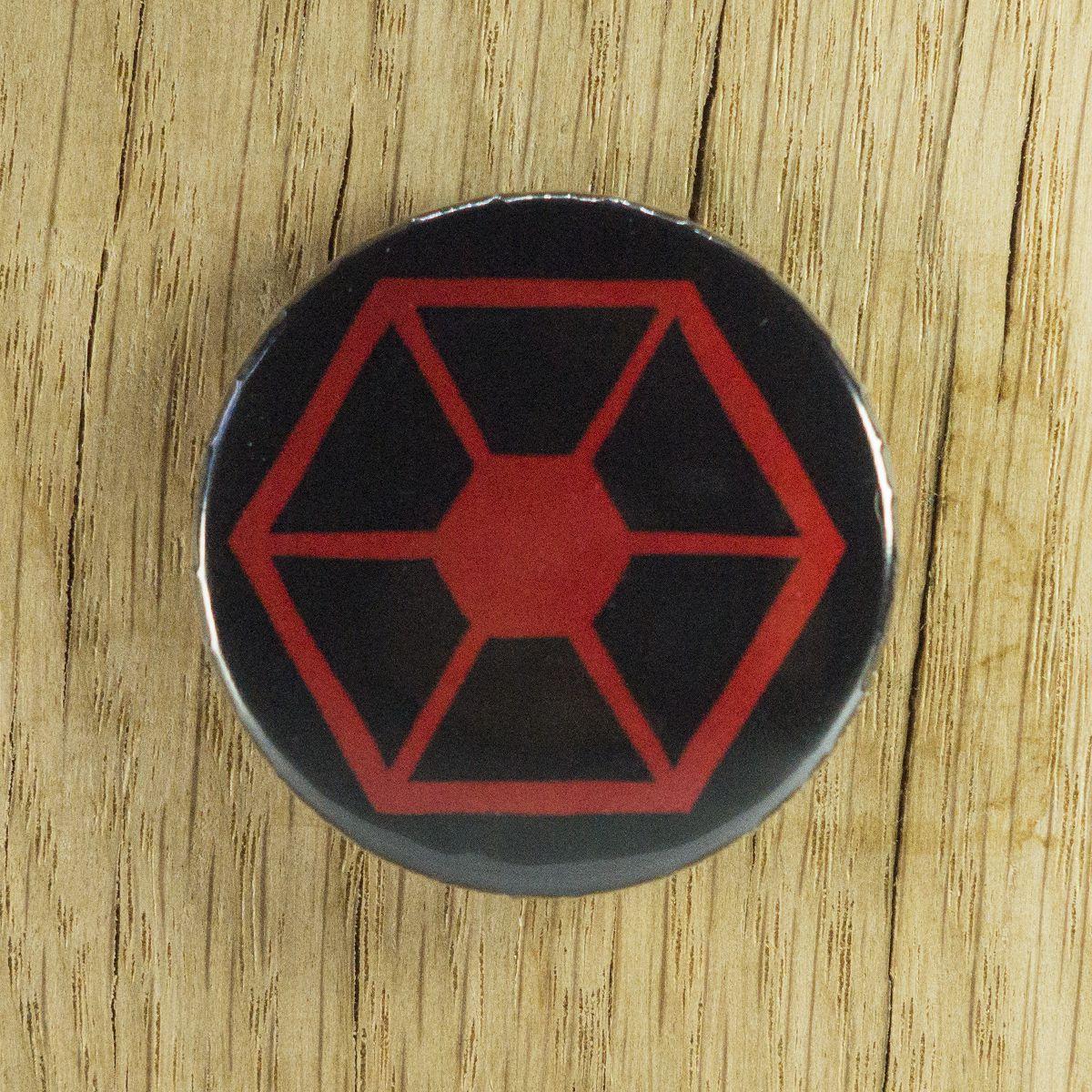 Badge Séparatiste – Star Wars