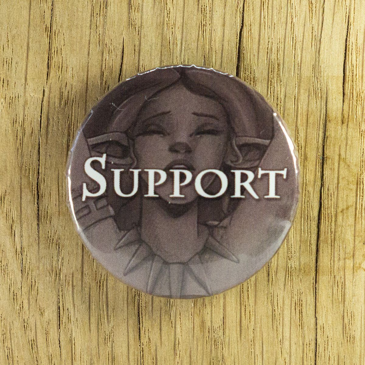 Badge Support – RPG