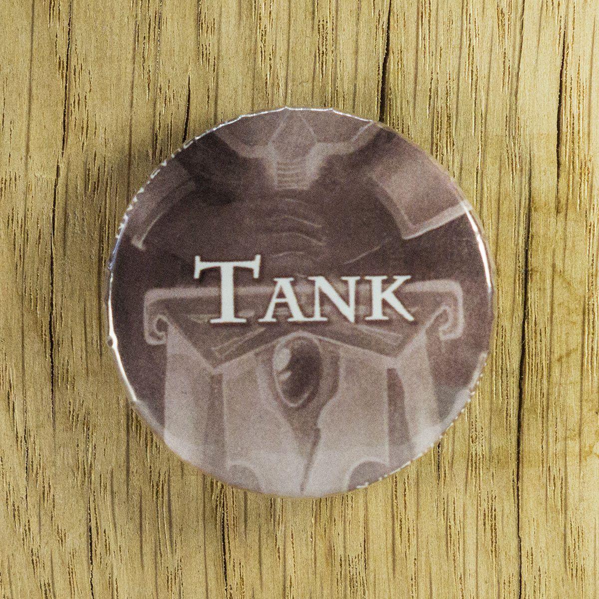 Badge Tank – RPG