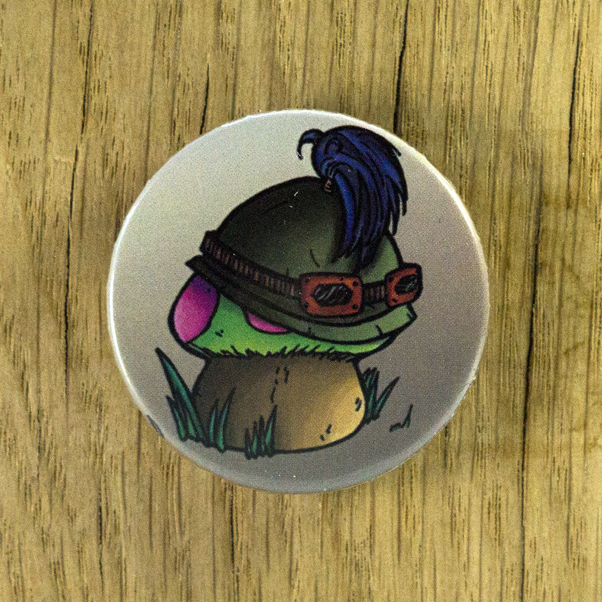 Badge Teemo – League of Legends
