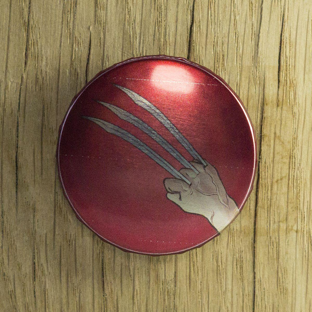 Badge Wolverine – Marvel