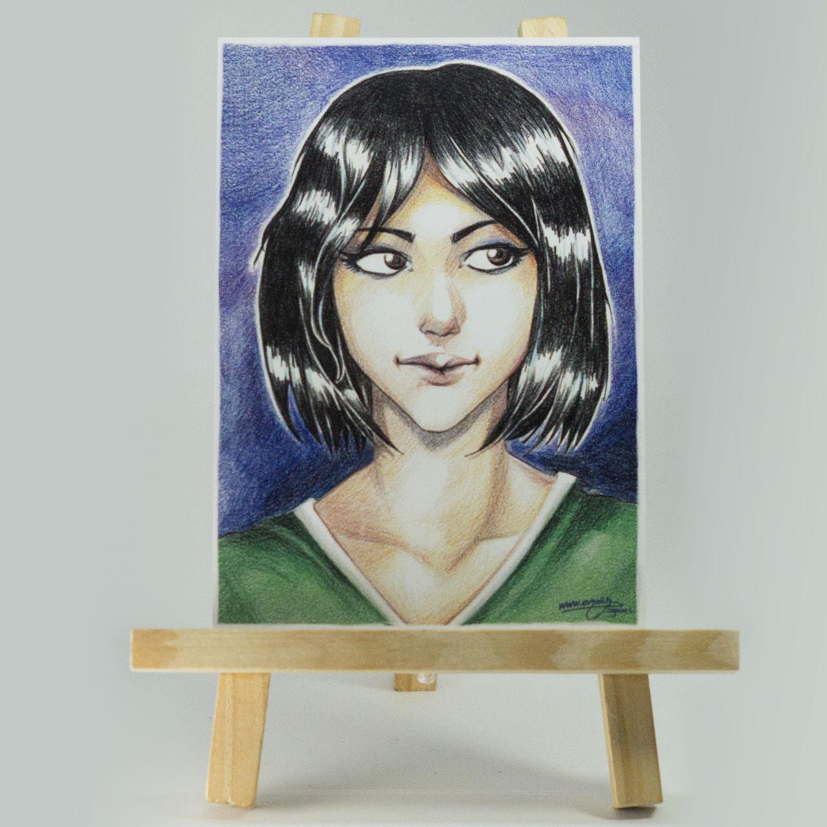 Carte Megumi – Original Character