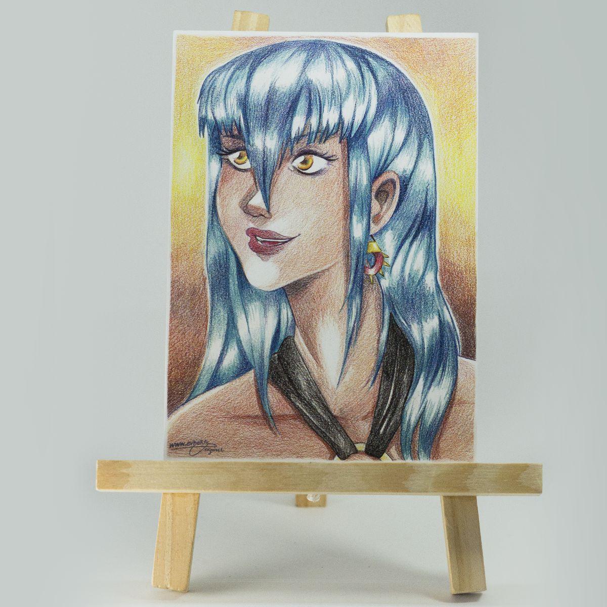 Carte Nina – Original Character