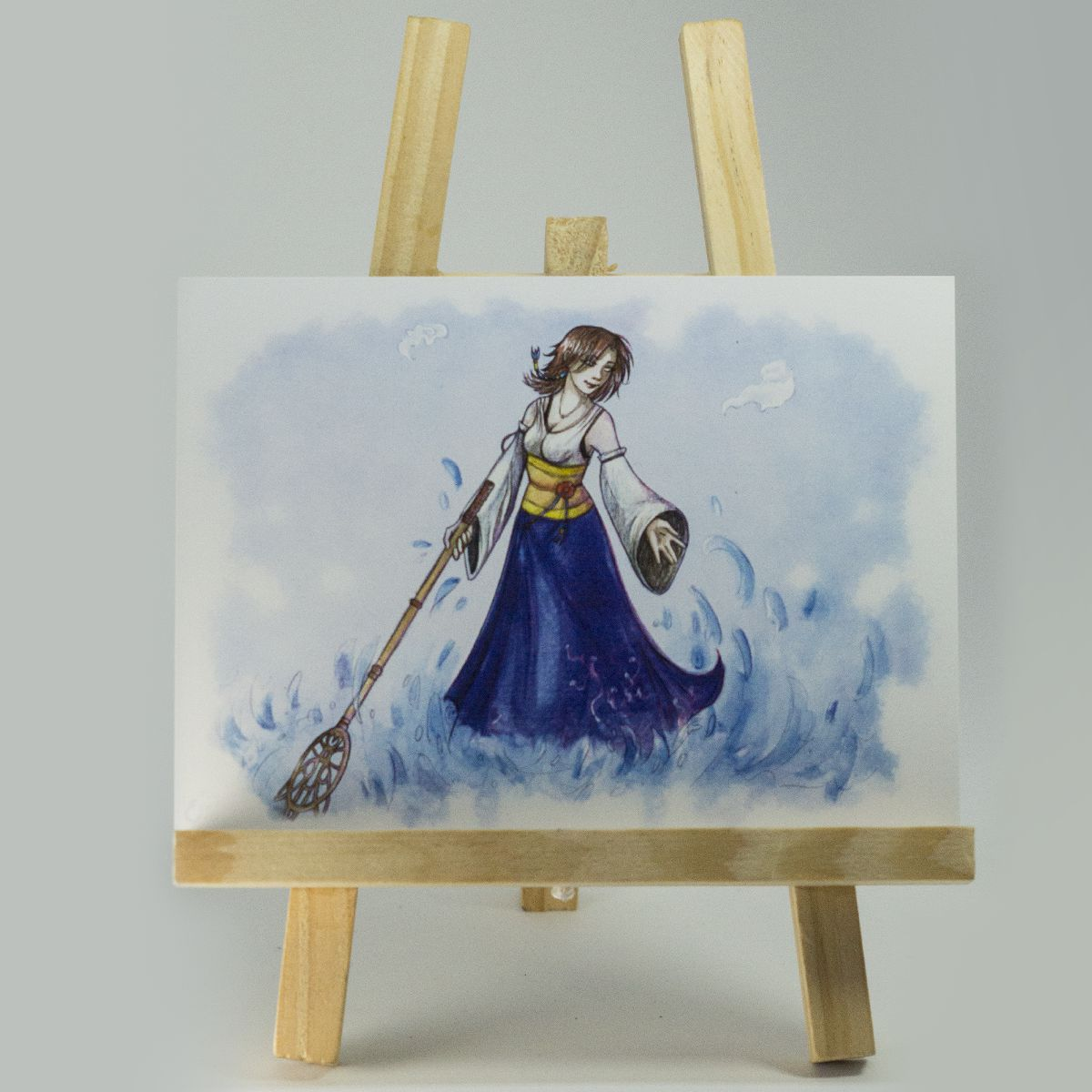 Carte Yuna – Final Fantasy X