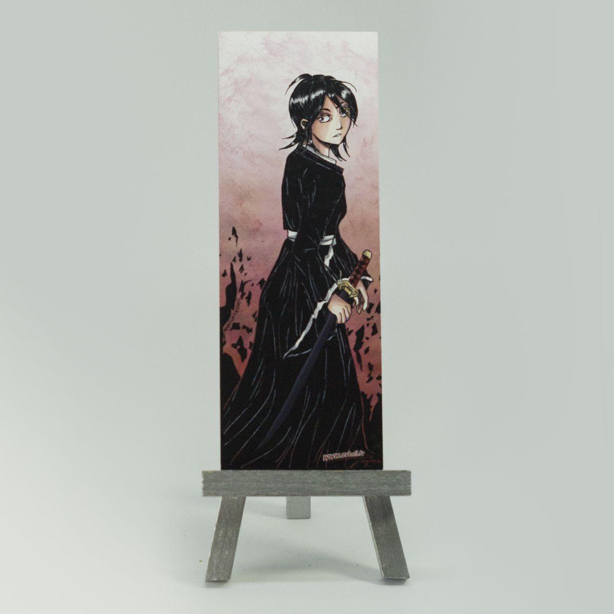 Marque page Rukia – Bleach